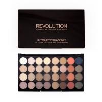 Makeup Revolution - Paleta de sombras - Flawless Matte 2