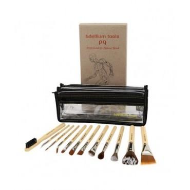 Bdellium - Set 12 brochas serie SFX (1ª Colección) + bolsa de transporte doble
