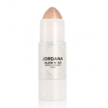 Jordana - Iluminador en stick Glow N´ Go - 02: Radiant Glow