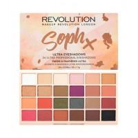 Makeup Revolution - Paleta de sombras - Soph X