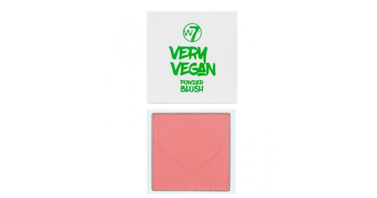 W7 - *Very Vegan* - Colorete en polvo - Maple Mist