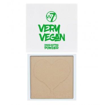 W7 - *Very Vegan* - Iluminador en polvo - Natures Glow