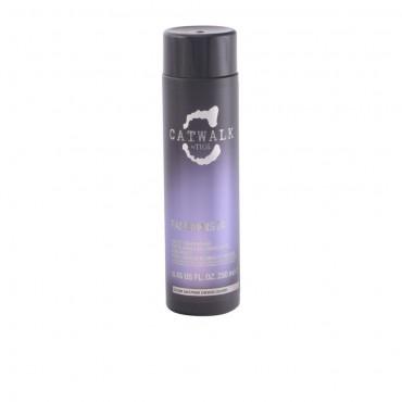 TIGI - CATWALK fashionista violet acondicionador cabello rubios o claros 250 ml