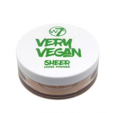 W7 - Very Vegan* - Polvos Sueltos Sheer - Fair