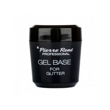 Pierre René - Base en gel para pigmentos y glitter