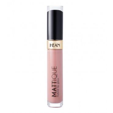 Hean - Brillo de labios Mattique Hybrid Mate - 104: Sporty Nude