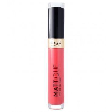 Hean - Brillo de labios Mattique Hybrid Mate - 106: Poppy