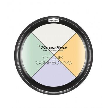 Pierre René - Paleta de Pre-correctores Color Correcting