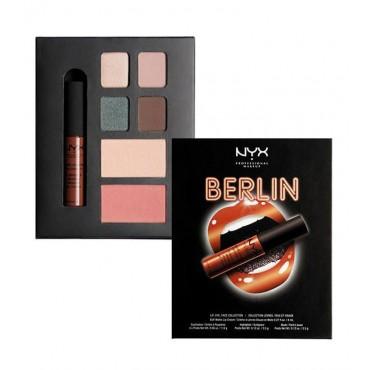 Nyx Professional Makeup - Colección City Set - Cityset15: Berlin