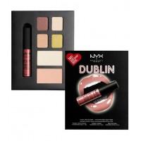 Nyx Professional Makeup - Coleccio_n City Set - Cityset08: Dublin