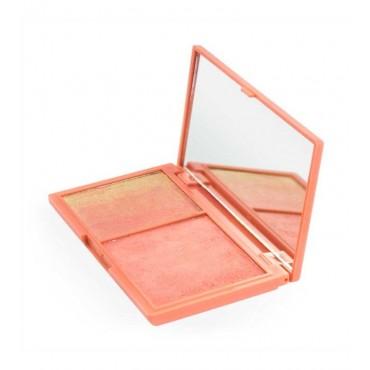 I Heart Makeup - Iluminador y colorete - Peach and Glow