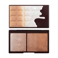 I Heart Makeup - Iluminador y bronceador - Bronzer and Shimmer
