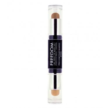 ProArtist Freedom - Iluminador y contorno en crema Pro Contour Stick - Medium 02