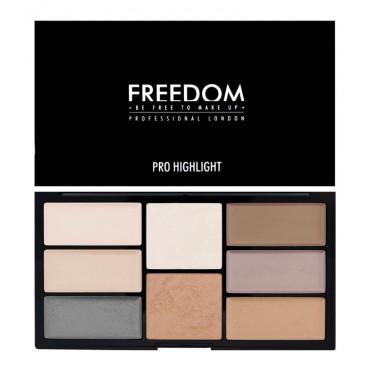 ProArtist Freedom - Paleta de iluminadores Pro Creme&Highlight