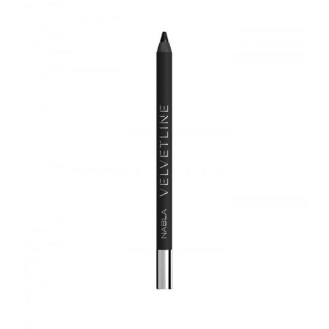 Nabla - Delineador de ojos Velvetline Long-Wear Matte - Bombay Black