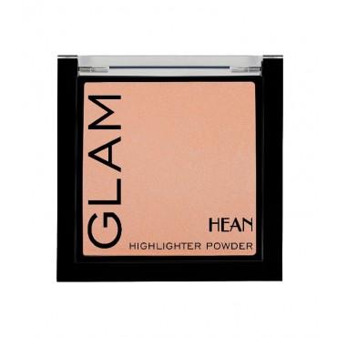 Hean - Polvo compacto iluminador GLAM 200