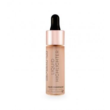 Makeup Revolution - Iluminador líquido - Champagne