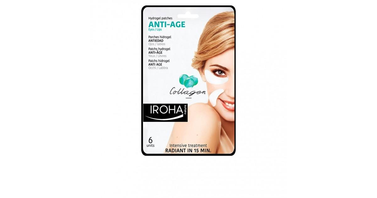 eye pads collagen antiage eyelip 3 uses