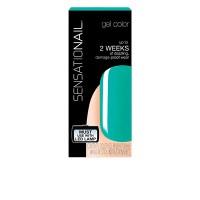 sensationail gel color island oasis 739 ml