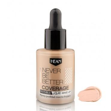 Hean - Base de maquillaje Never Be Better - 100: Vanilla Milk