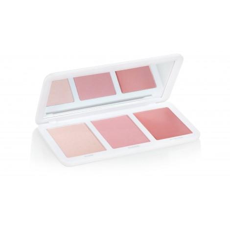 Models Own - Paleta de Iluminadores Sculpt & Glow - 05: Pink Spotlight