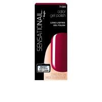 sensationail gel color sugar plum 739 ml