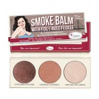 The Balm - Trio Sombra de Ojos Smoke Balm 4 - foiled eyeshadow palette