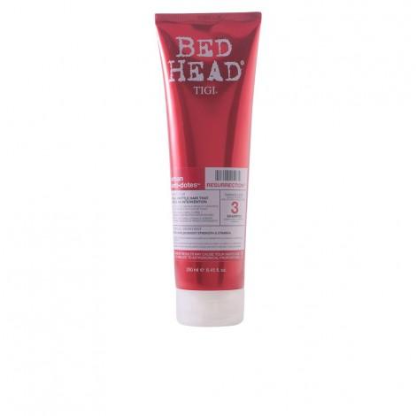 bed head resurrection shampoo 250 ml