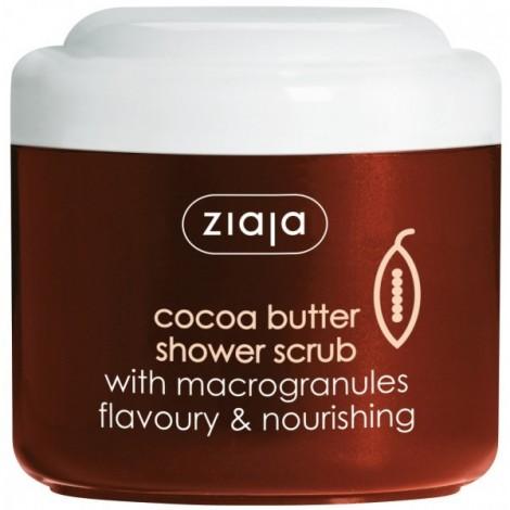 Ziaja - Gel Exfoliante de Manteca de Cacao
