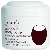 Ziaja - Manteca Corporal de Coco