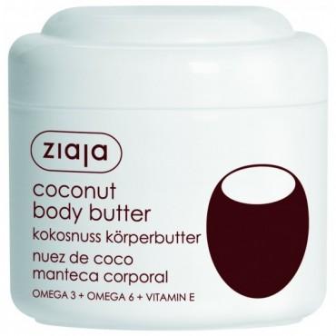 Ziaja - Coco - Manteca Corporal