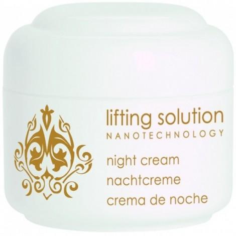 Ziaja - Lifting Solution - Crema de Noche Reductora de Arrugas