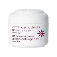 Ziaja - Crema Facial Antiarrugas SPF6 de Jazmin