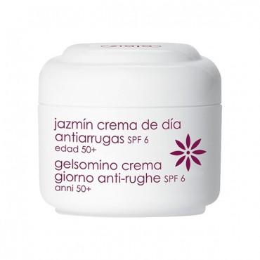 Ziaja - Jazmin - Crema Facial Antiarrugas SPF6