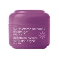 Ziaja - Crema Facial de Noche Antiarrugas de Jazmin