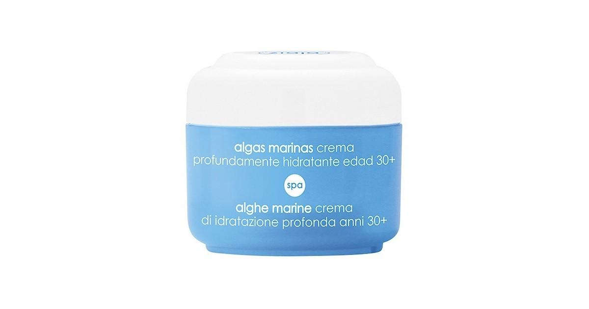 Ziaja - Crema Hidratante Facial Profunda de Algas Marinas