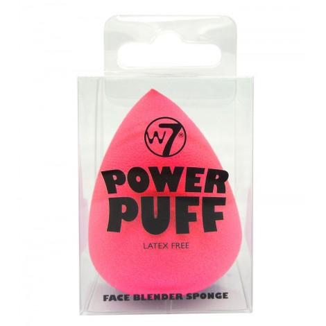 W7 - Esponja de maquillaje Power Puff