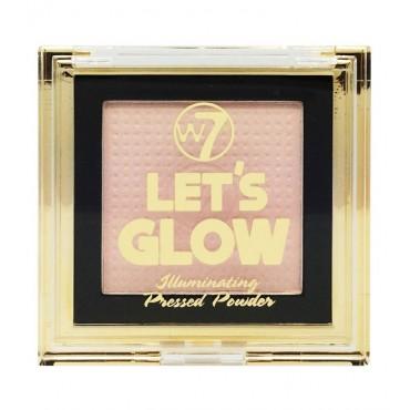W7 - Polvos iluminadores Let's Glow
