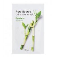 Missha - Mascarilla Pure Source - Bambú