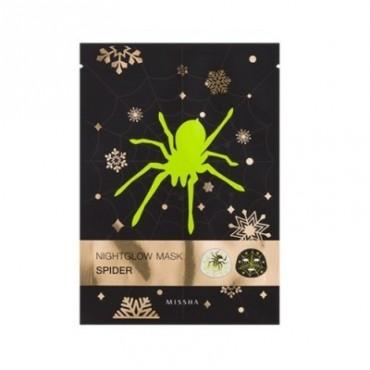Missha - Mascarilla Nightglow Spider