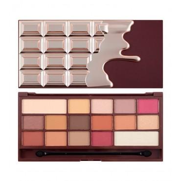I Heart Makeup - Paleta de sombras Chocolate - Elixir