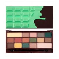 I Heart Makeup - Paleta de sombras Chocolate - Mint Chocolate
