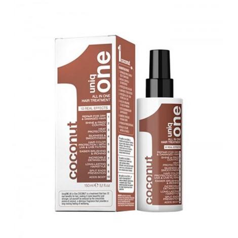 Revlon - Tratamiento cabello todo en uno UniqOne 150ml - Coco