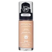 Revlon - Base de Maquillaje fluida ColorStay para piel Normal/Seca - 250: Fresh Beige