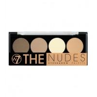 W7 - Paleta de sombras - The nudes