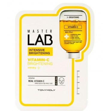 Tonymoly - Mascarilla Master Lab - Vitamina C