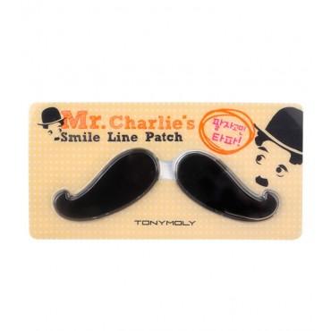 Tonymoly - Mascarilla para el contorno de labios Mr. Smile Patch