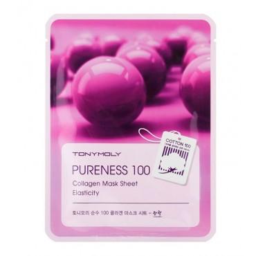 Tonymoly - Mascarilla Pureness 100 - Colágeno