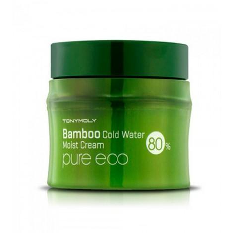 Tonymoly - Crema Facial Hidratante Pure Eco Bamboo