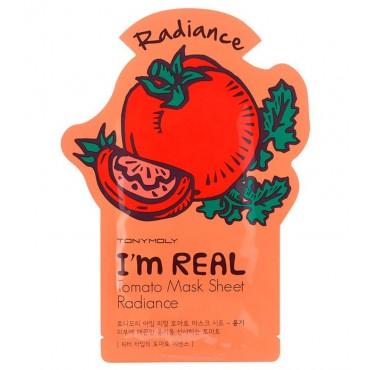 Tonymoly - Mascarilla I'm Real - Tomate